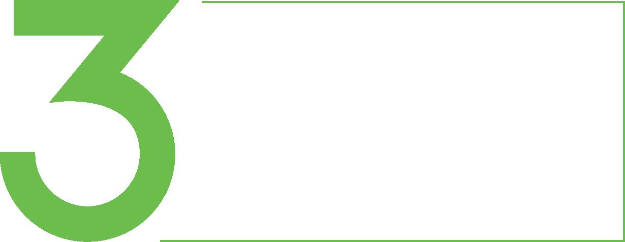 3 Stage Media Logo